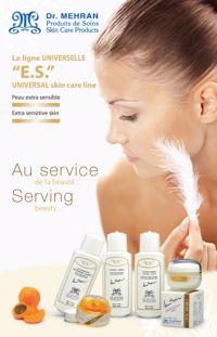 """""""E.S."""" universal skin care line"""