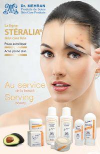 Stéralia® skin care line