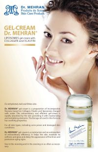 Gel-Cream Dr. MEHRAN®