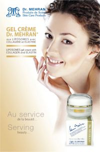 Dr. MEHRAN® gel-cream