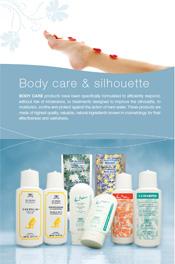 Body care & Silhouette