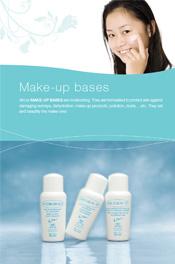 Make-up bases