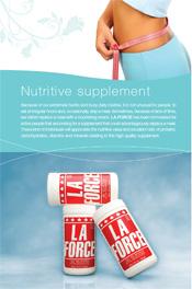 Nutritive supplement